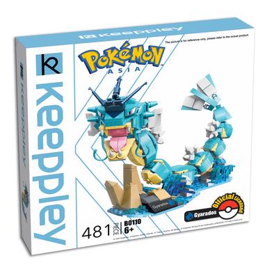 Qman Keeppley Pokémon Gyarados