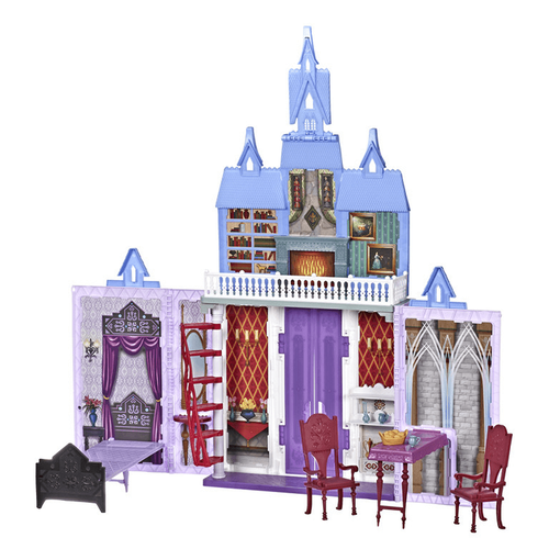 Disney Frozen 2 Fold And Go Arendelle Castle