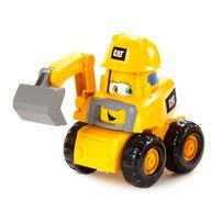 Cat Junior Crew Construction Pals Excavator