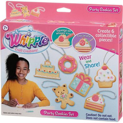 Whipple Craft Creations Party Cookies Set