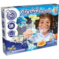 Science4you Crystal Factory Gid