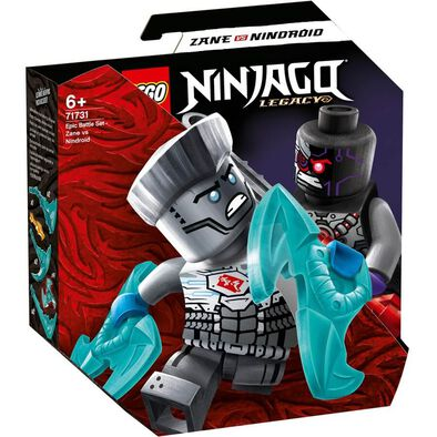 Lego Ninjago Epic Battle Set Zane vs. Nindroid 71731