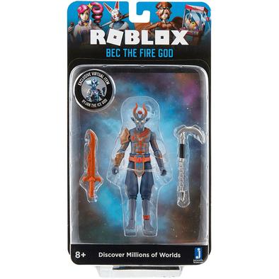 Roblox Bec The Fire God