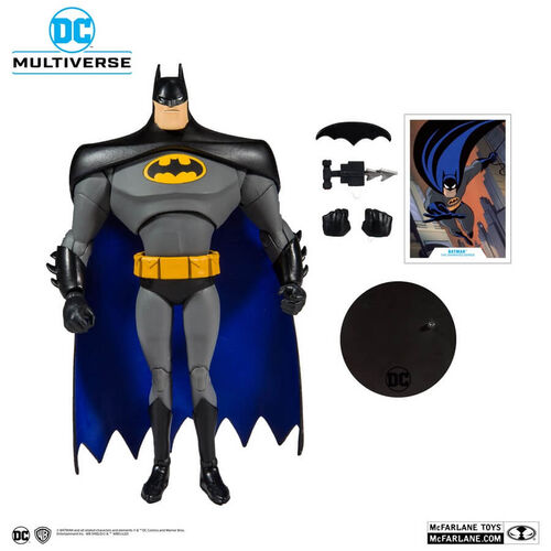 DC Comics Batman 7 Inch Multiverse Batman