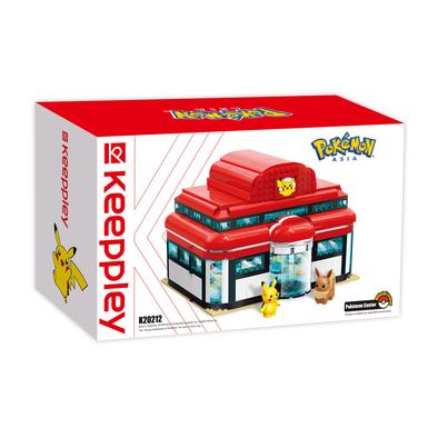 Qman Keeppley Pokémon Center