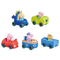 Peppa Pig Little Buggy Assets- Assorted
