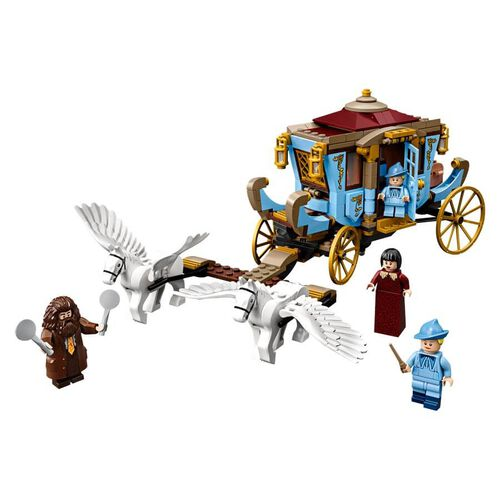 LEGO Harry Potter Beauxbatons' Carriage: Arrival at Hogwarts 75958