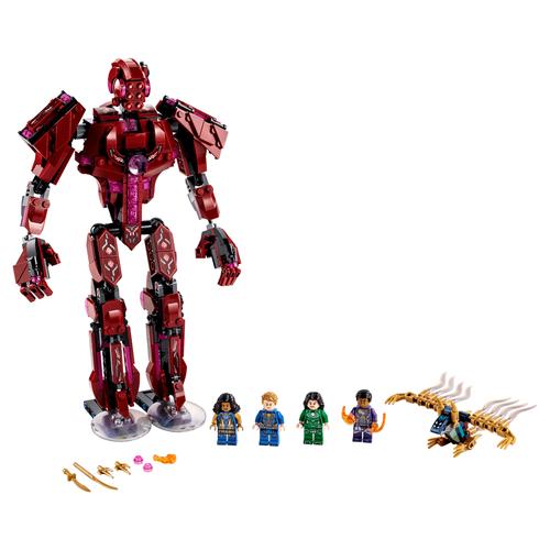 LEGO Marvel Super Heroes In Arishem's Shadow 76155