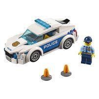 LEGO City Police Patrol Car 60239