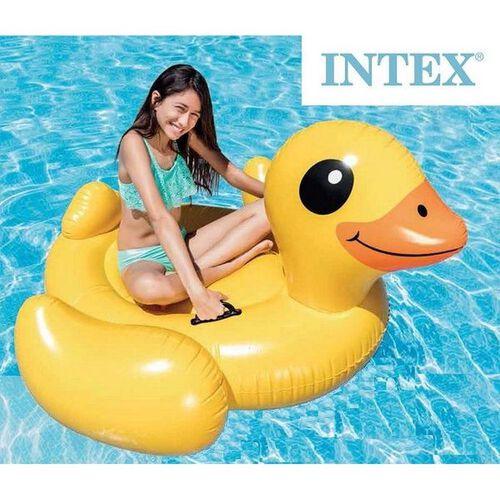 Intex Yellow Duck Ride-On