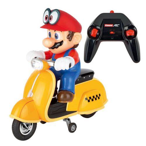 Carrera R/C 1:20 Super Mario Odyssey Scooter