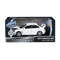 Speed City City Street Car