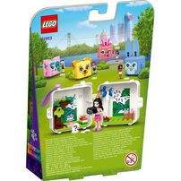 Lego Friends Emma's Dalmatian Cube 41663