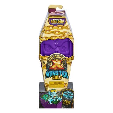 Treasure X Monster Gold - Assorted