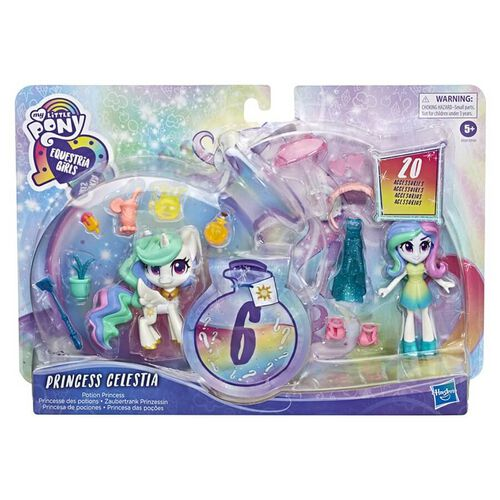 My Little Pony Equestria Girls Potion Princess - Assorted