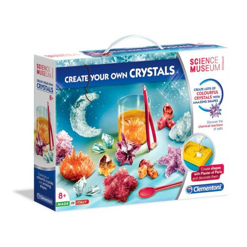 Clementoni Create Your Own Crystals