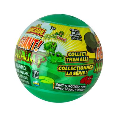 Orb Arcade Capsules Sqwishland Swamp Collection