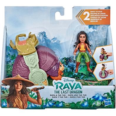Disney Princess Raya Tuk Tuk And Roll