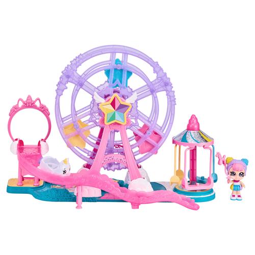 Kindi Kids Minis S2 Rainnbow Unicorn Carinval