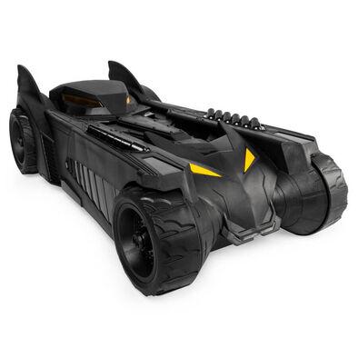 Batman The Caped Crusader Batmobile