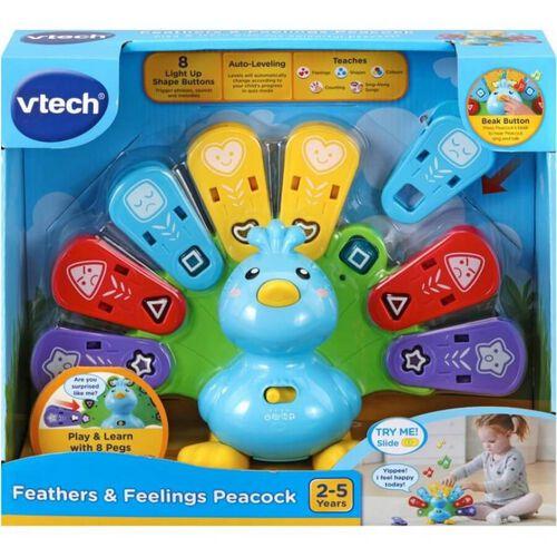 VTech Feathers & Feelings Peacock