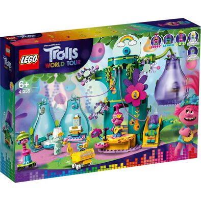 LEGO Trolls Pop Village Celebration 41255