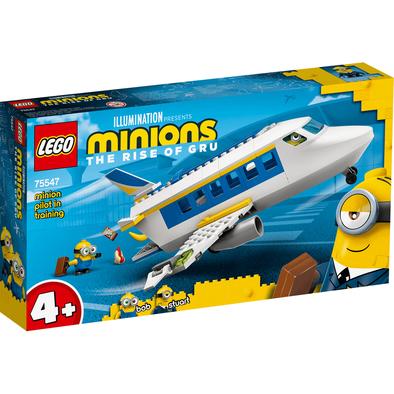 LEGO Minions Pilot in Training 75547