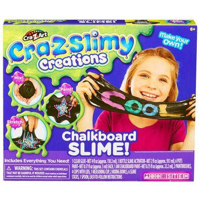 Cra-Z-Art Cra-Z-Slimy Creations Chalkboard Slime