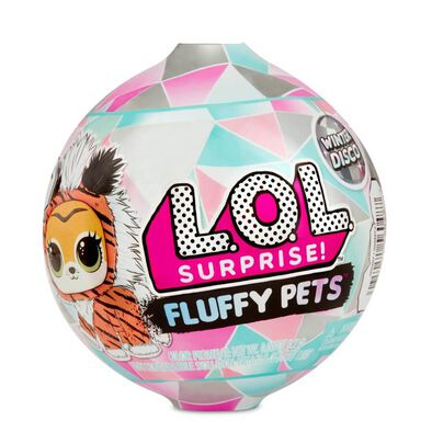 L.O.L. Surprise Fluffy Pets Winter Disco Series