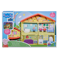Peppa Pig Playtime To Bedtime House
