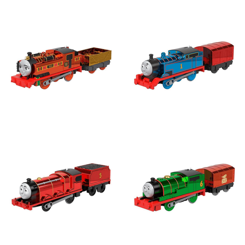 Thomas & Friends Track Master Limited Edition Metallic Engines - Assorted