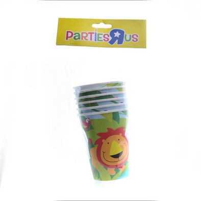 """Parties""""R""""Us Jungle Party Paper Cup"""
