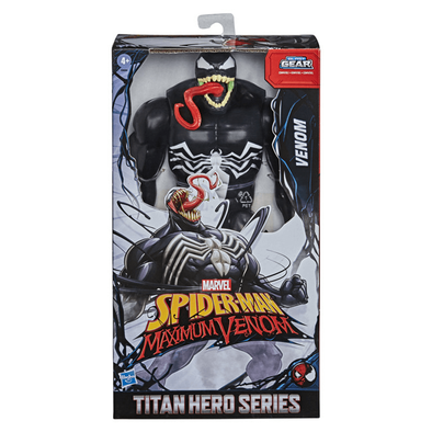 Marvel Spider-Man Titan Hero Max Venom