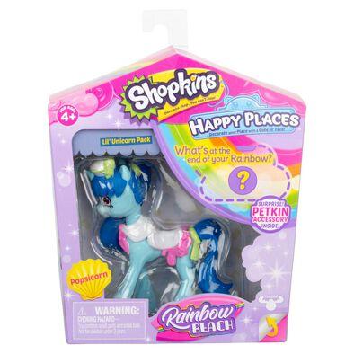 Shopkins Happy Places Lil' Unicorn Pack