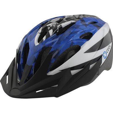 X-Cool Pink/Blue Helmet Assorted