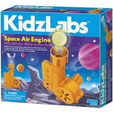 4M KidzLabs Space Air Engine