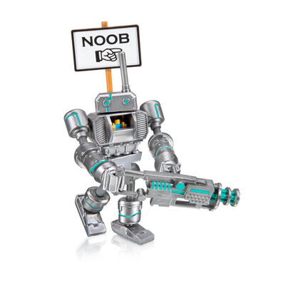 Roblox Figure Pack Noob Attack Mech Mobility