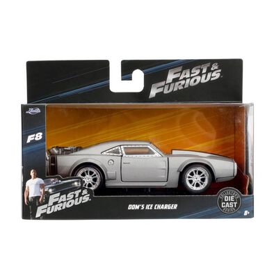 Die Cast Collected Series Fast & Furious 1:32 Dom's Ice Charger