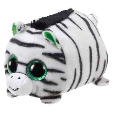 Ty Teeny 4 Inch Zilla The Zebra