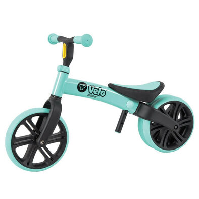 Yvolution Y Velo Junior Balance Bike Green