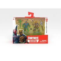 Fortnite Battle Royale Collection 2 Inch Figure Duo Pack - Assorted