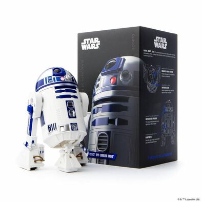 Sphero Star Wars App-Enabled Droid R2-D2