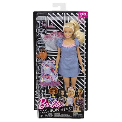 Barbie Fashionistas Doll - Assorted
