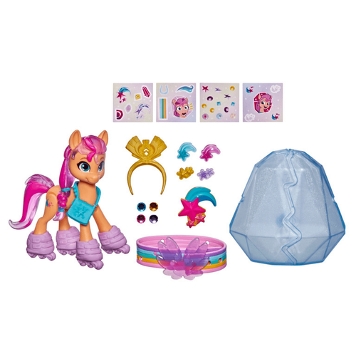 My Little Pony A New Generation Crystal Adventure Sunny Starscout