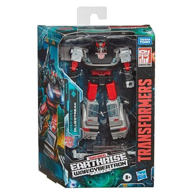 Transformers Generations War For Cybertron Deluxe WFC-E32 Bluestreak