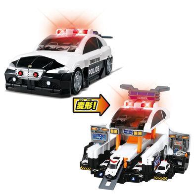 Tomica TownTransform Police Car