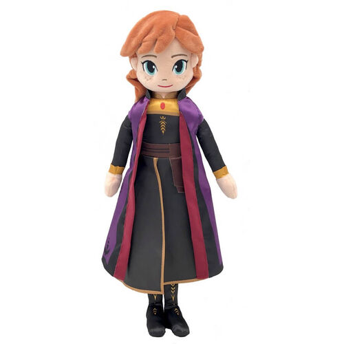Disney Frozen 17 Inch Anna Soft Toy