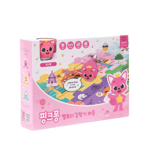 Pinkfong Wonderstar Melody Puzzle
