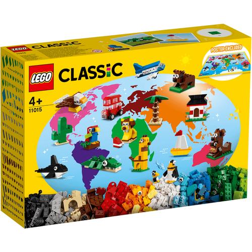 LEGO Classic Around The World 11015