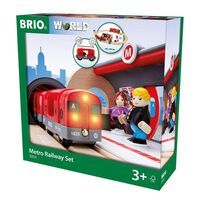 Brio 33513 Metro Railway Set